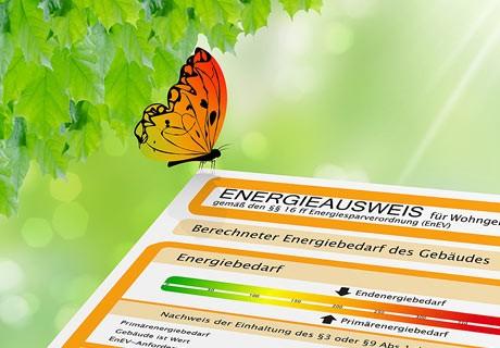 Energieausweis, Bedarfsausweis, Verbrauchsausweis, Energieberater, Christian Landesberger, Erding